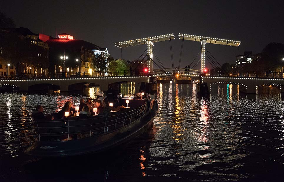 magere brug night